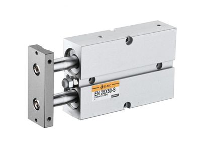 EN series double piston pneumatic cylinder